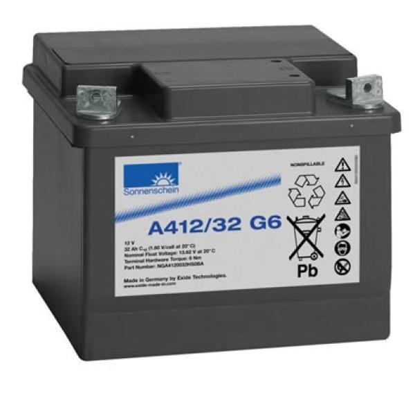 Sonnenschein A412/32 G6 12V 32Ah dryfit Blei-Gel-Akku