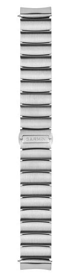 Hybrid-Uhrenarmband aus gebürstetem Titan (fēnix® Chronos)