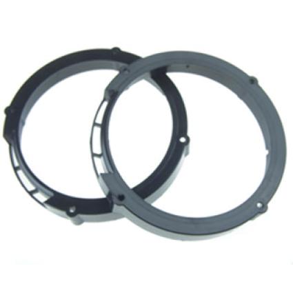 Lautsprecherringe für SEAT IBIZA 2002 vorne 165 mm der Marke Die