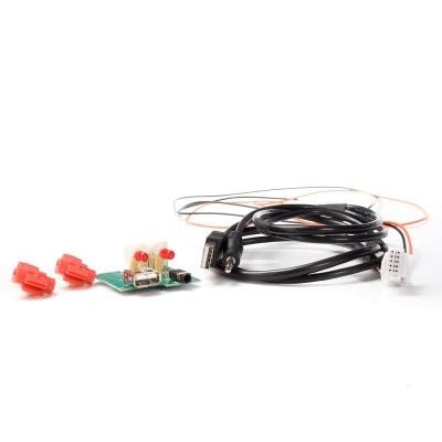 USB-AUX Replacement HYUNDAI Veloster - KIA Picanto und Sportage