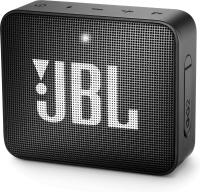 GO 2 Portable Bluetooth Speaker Black EU