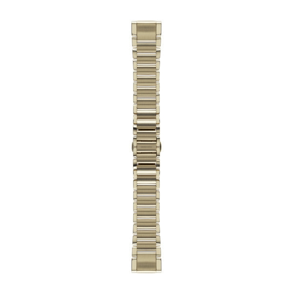 QuickFit Armband Goldfarben Edelstahl