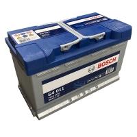 S4 011 Autobatterie 12V 80Ah 740A