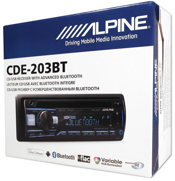 CDE-203BT