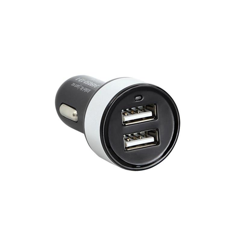 USB Ladeadapter 12V/24V 2x 2,4A