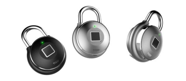 Tapplock one plus - Sterling Silver