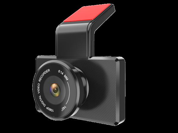 "Full HD Dashcam inkl. 3"" Monitor + Front DVR Funktion"