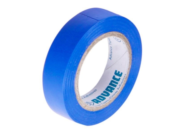 PVC-Isolierband VPE: 10 Stück blau