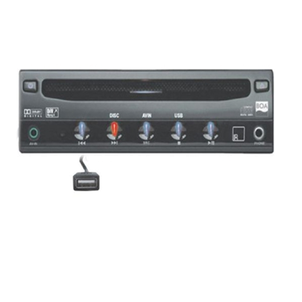 DVD-Player mit USB-Anschluß und 5.1-Ausgang