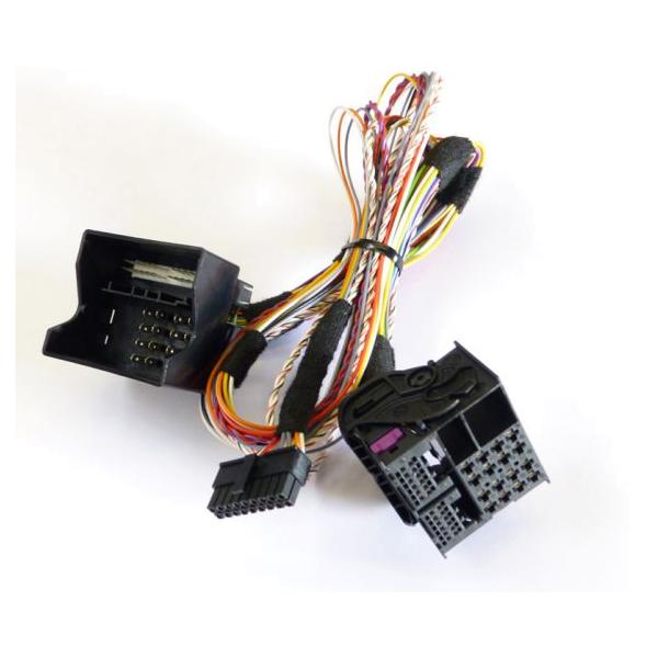 Dension Kabelsatz für GW17/PRO OPEL CD70/DVD90, Typ C A
