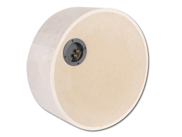 Gehäuse für Reserveradmulde H25,D60
