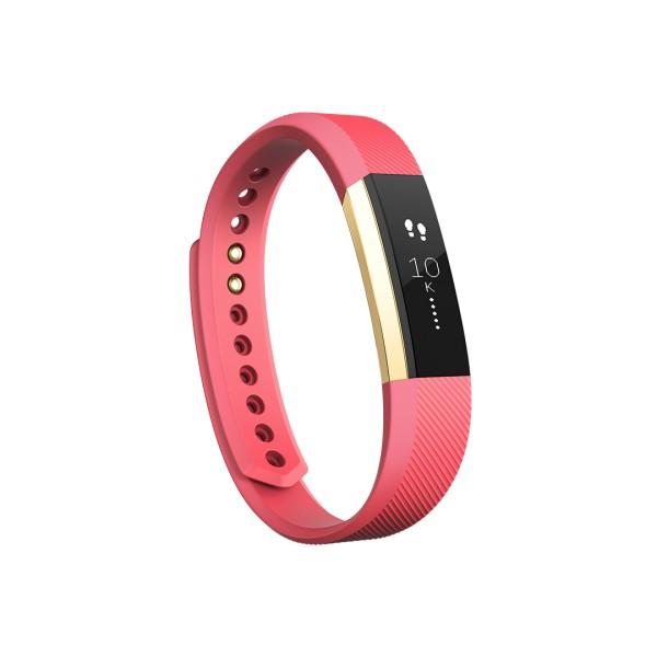 Fitbit alta gold/pink (L)