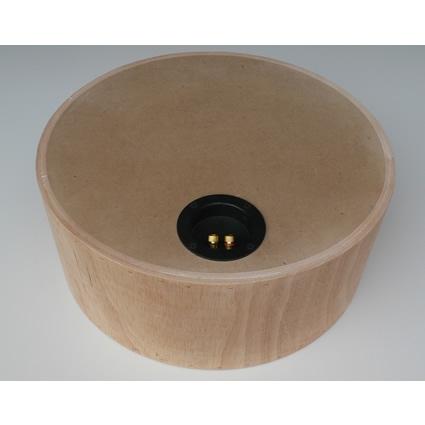 Reserveradgehäuse 22 Liter - Höhe 20 cm