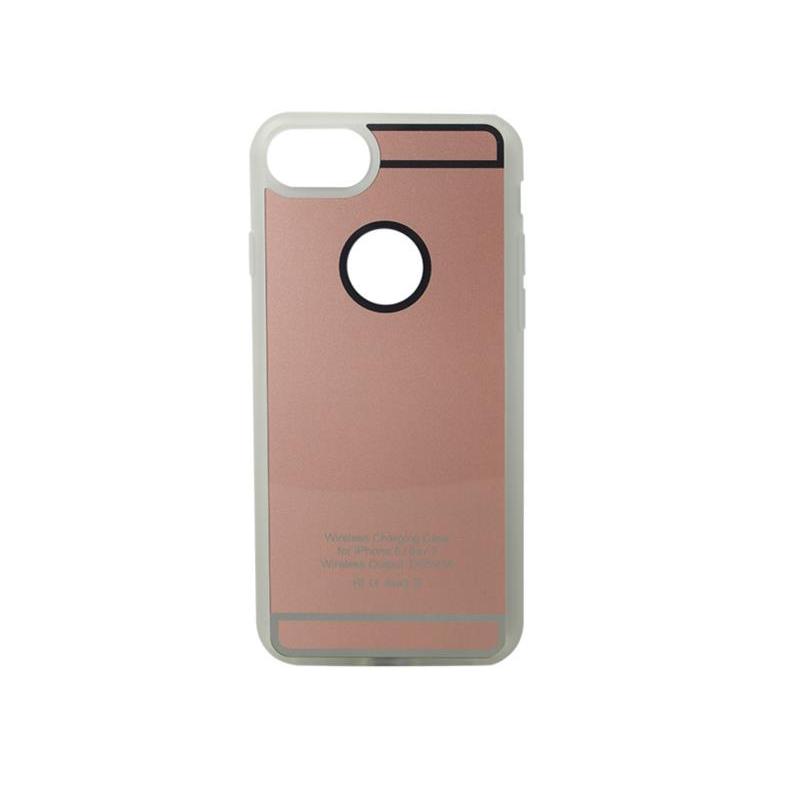 Inbay® Ladeschale für iPhone 6 / 6S / 7 rosegold