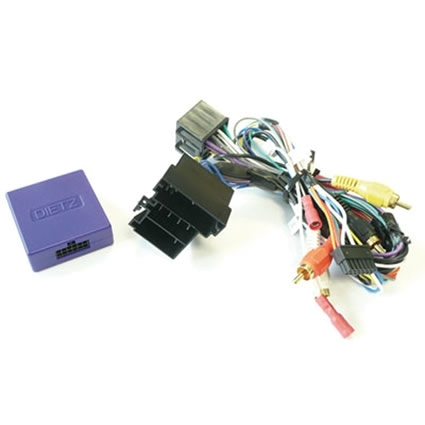CAN BUS Interface AUDI ISO Dietz 65009