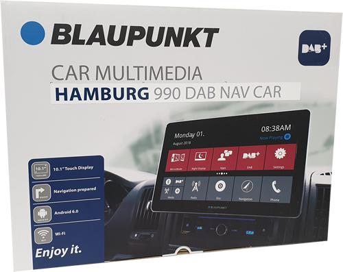 Blaupunkt Hamburg/Rome 990 DAB inkl. Autonavigation