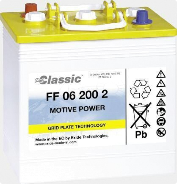 Classic FF 12 080 2 Antriebsbatterie