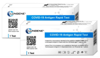 Antigen-Schnelltest CLUNGENE SARS-CoV-2 Antigen mit Laienzulassung EINZELNVERPACKT