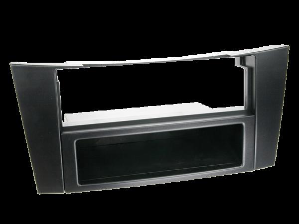 Radiohalterung Mercedes E-Klasse Limousine (schwarz)