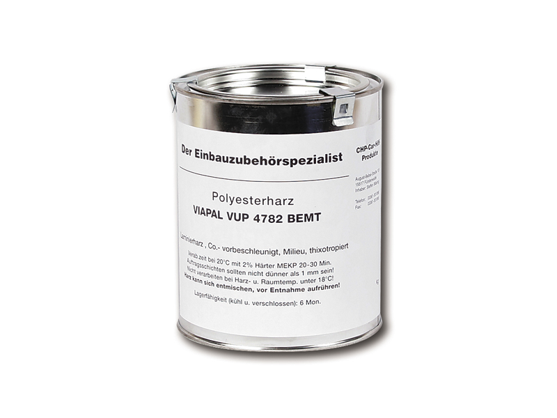 chp polyesterharz 1 kg chp polyesterharz 1 kg chp harze gfk spachtel harze car hifi. Black Bedroom Furniture Sets. Home Design Ideas