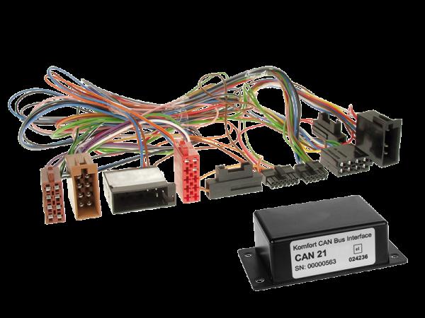 Mercedes CAN-BUS Adapter für Fahrzeuge mit Multifunktionslenkrad auf Variocom VC04