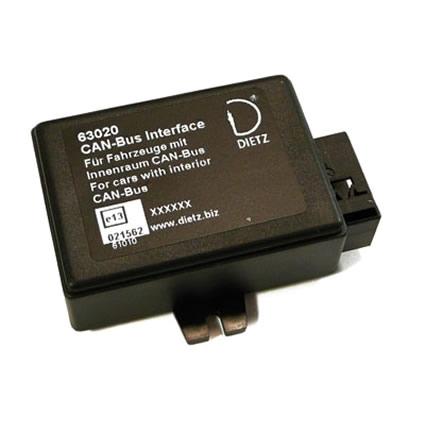 CAN BUS Interface - Zweite Generation VW-Gruppe Dietz 63020