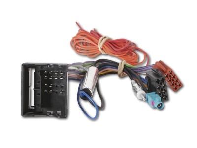 Radioadapter+Antennenadapter Opel DIN CHP