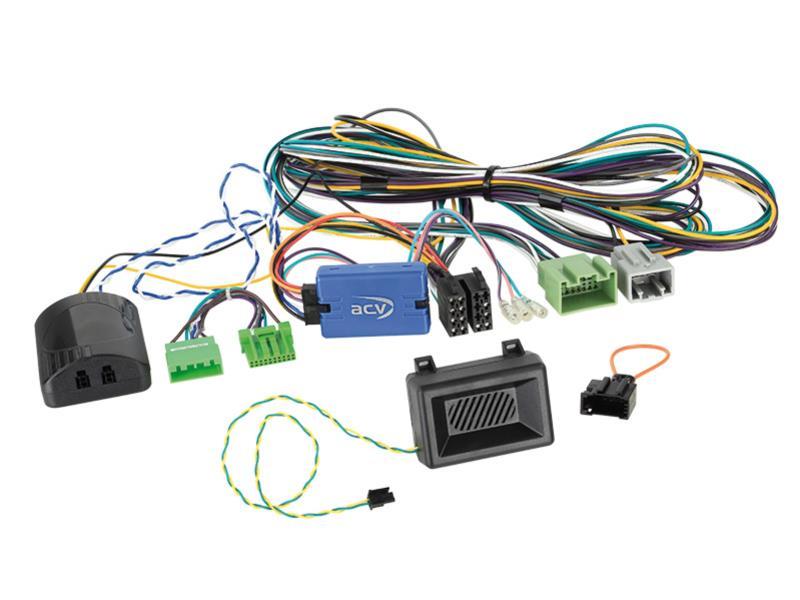 acv 42svl004 42svl004 can bus adapter volvo kfz. Black Bedroom Furniture Sets. Home Design Ideas