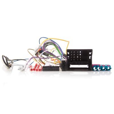 Radioadapter VW/KENWOOD 16-pin+PHANTOMANTENNE für Interface 40629