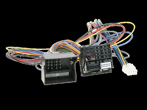 FSE-Adapter Dabendorf auf Quadlock FORD mit Quadlock Verkabelung