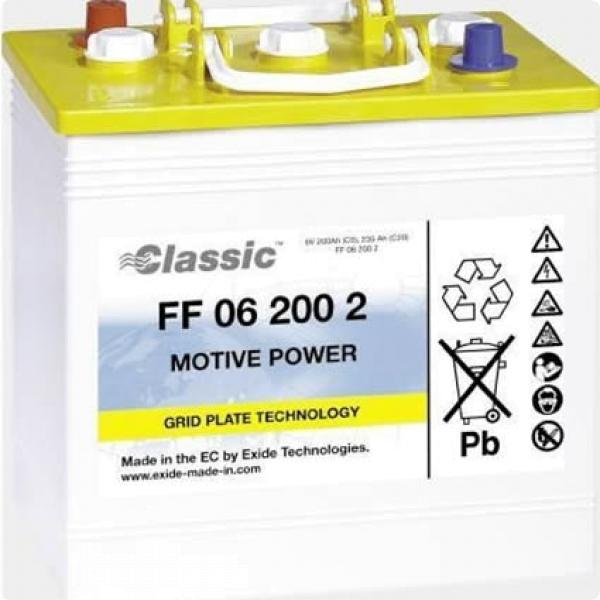 Classic FF 12 200 Antriebsbatterie