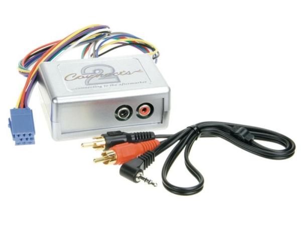 AUX Audio Interface Citroen/Peugeot RC & RD3