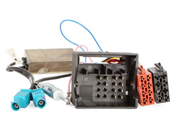 Radioadapter + Antennenadapter