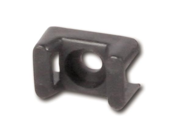 Schraubsockel schwarz CHP