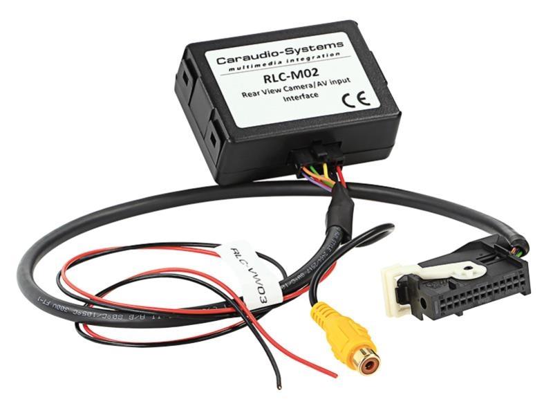 RCD510 Columbus R/ückfahrkamera Interface VW RNS510 RNS315