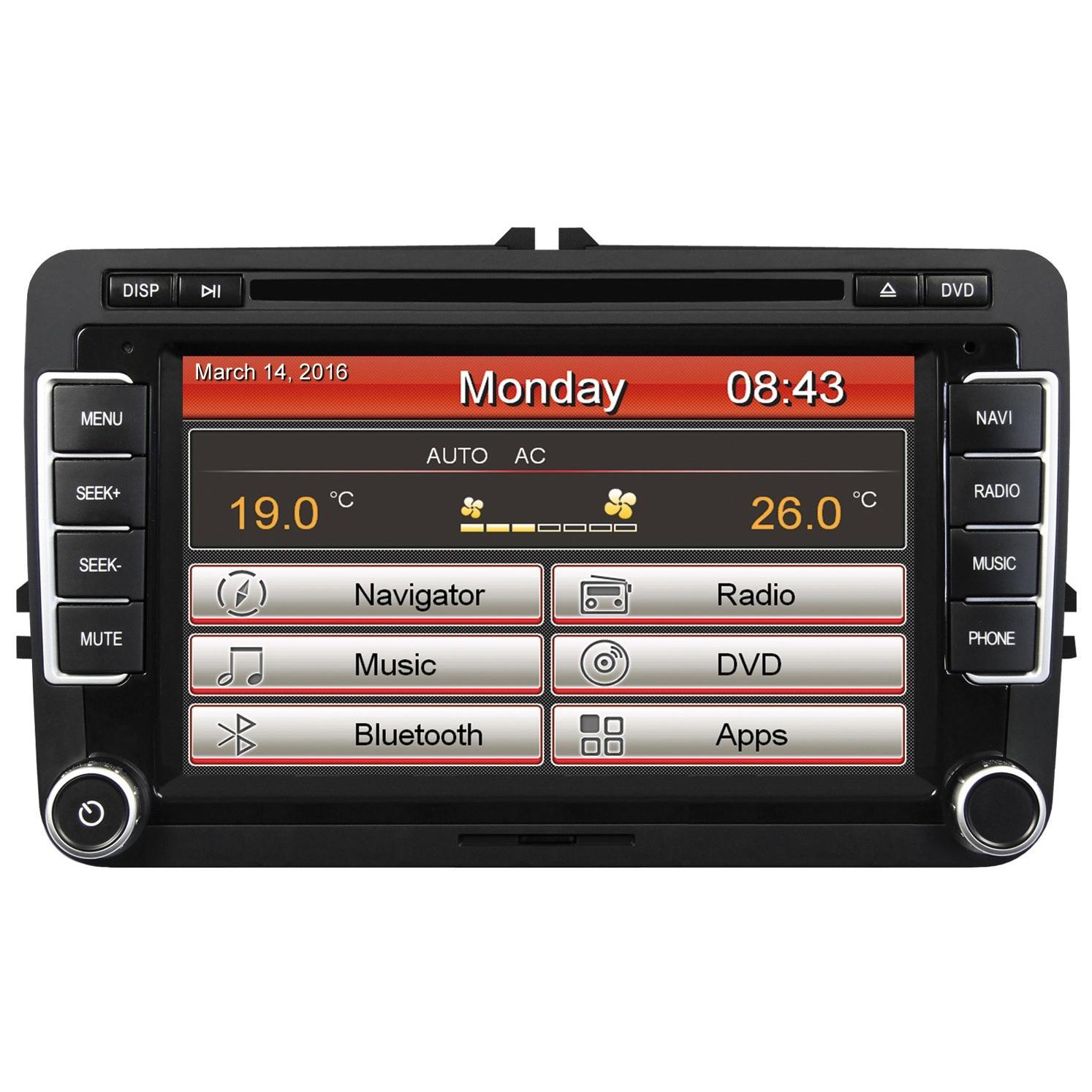 ESX Vision VN710 VW U1 DAB VN710 VW U1 DAB 2 DIN Autoradios