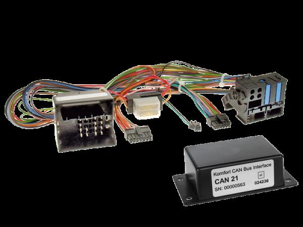 acv vw can bus adapter f r fahrzeuge mit multifunktionslenkrad auf variocom vc04 vw can bus. Black Bedroom Furniture Sets. Home Design Ideas