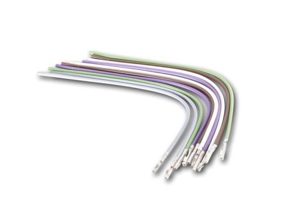 Fakra MQS Buchse mit Kabel