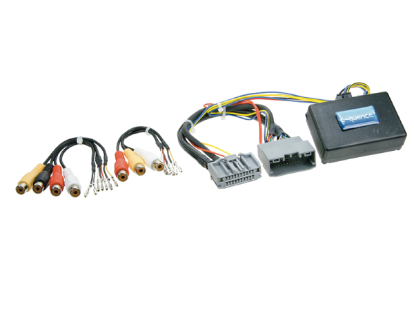 Chrysler / Dodge / Jeep Universal AV Multimedia Box ohne Steuerfunktion