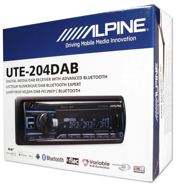 UTE-204DAB